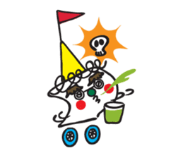 BOCCO-CHAN sticker #1108750