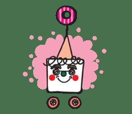 BOCCO-CHAN sticker #1108751