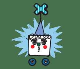 BOCCO-CHAN sticker #1108752