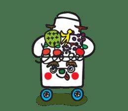 BOCCO-CHAN sticker #1108753