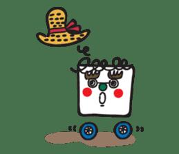 BOCCO-CHAN sticker #1108756