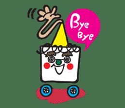 BOCCO-CHAN sticker #1108759
