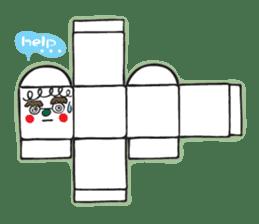 BOCCO-CHAN sticker #1108762