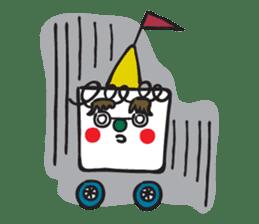 BOCCO-CHAN sticker #1108763