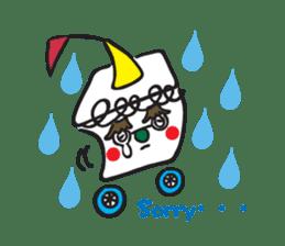 BOCCO-CHAN sticker #1108765