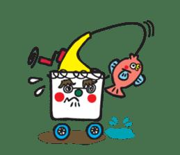 BOCCO-CHAN sticker #1108766