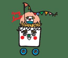 BOCCO-CHAN sticker #1108768