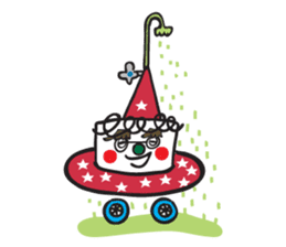 BOCCO-CHAN sticker #1108769
