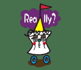 BOCCO-CHAN sticker #1108770