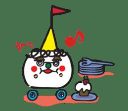 BOCCO-CHAN sticker #1108771