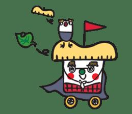 BOCCO-CHAN sticker #1108772