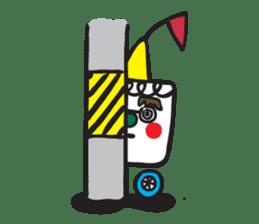 BOCCO-CHAN sticker #1108773