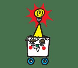 BOCCO-CHAN sticker #1108774