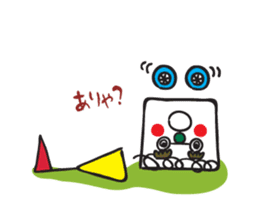 BOCCO-CHAN sticker #1108776