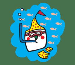 BOCCO-CHAN sticker #1108777