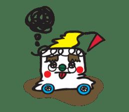 BOCCO-CHAN sticker #1108778