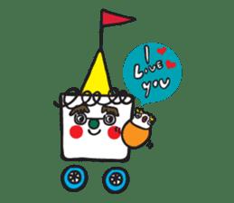 BOCCO-CHAN sticker #1108781