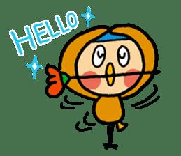 Dancing CHUMPEI sticker #1108834