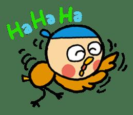 Dancing CHUMPEI sticker #1108838