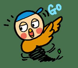 Dancing CHUMPEI sticker #1108858