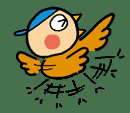 Dancing CHUMPEI sticker #1108859