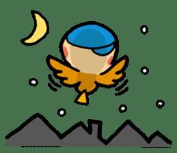 Dancing CHUMPEI sticker #1108865