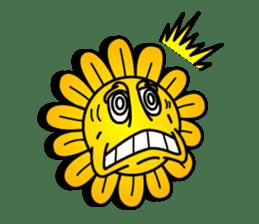 "Happy Flower ""PoPo"" sticker #1108951"