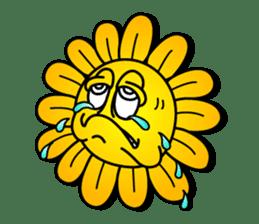 "Happy Flower ""PoPo"" sticker #1108954"
