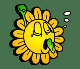 "Happy Flower ""PoPo"" sticker #1108958"