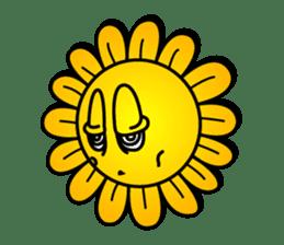 "Happy Flower ""PoPo"" sticker #1108961"