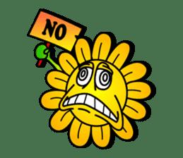 "Happy Flower ""PoPo"" sticker #1108965"