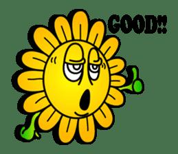 "Happy Flower ""PoPo"" sticker #1108968"