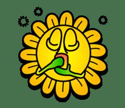 "Happy Flower ""PoPo"" sticker #1108975"