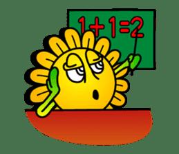 "Happy Flower ""PoPo"" sticker #1108985"