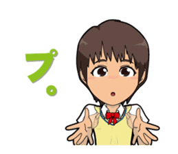 Japanese Sign Language sticker #1109039