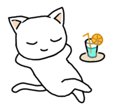 Life of cats sticker #1109071