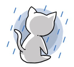 Life of cats sticker #1109072
