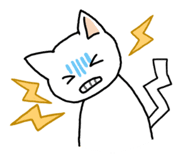 Life of cats sticker #1109073