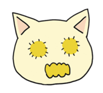 Life of cats sticker #1109079