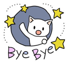 Life of cats sticker #1109099