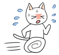 Life of cats sticker #1109102
