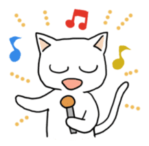 Life of cats sticker #1109104