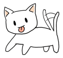 Life of cats sticker #1109105