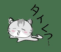 "cat ""tiger"" sticker #1109228"