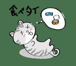 "cat ""tiger"" sticker #1109229"