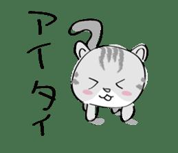 "cat ""tiger"" sticker #1109233"