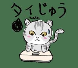 "cat ""tiger"" sticker #1109248"