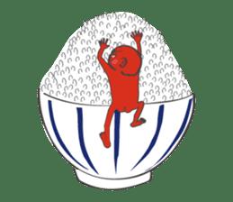umeboshi Taro sticker #1109322