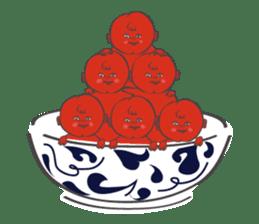 umeboshi Taro sticker #1109325
