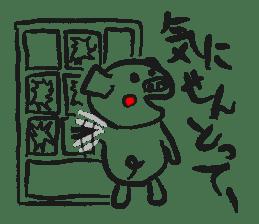 Hakata Son of a pig sticker #1109553